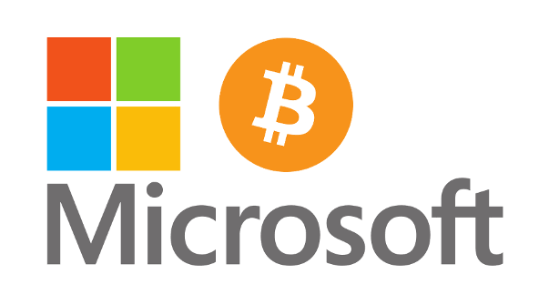 Microsoft recognizes Bitcoin as a currency in its Excel program?