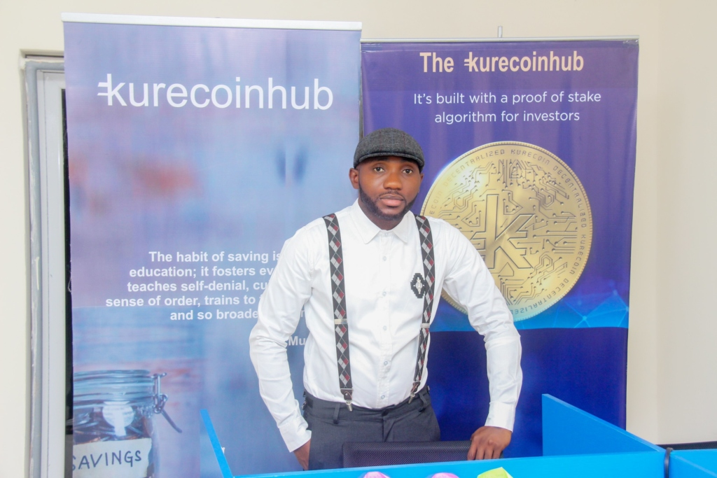 Crowdfunding: Leveraging Crypto for Fundraising is Critical to Economic Growth, says Abikure Tega, Co-Founder, Kurecoin Eco-System and Techpoint Inspired Speaker