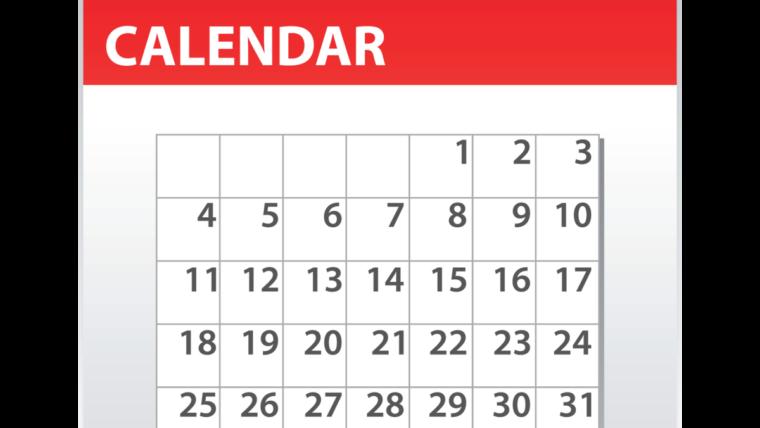 SiBAN Virtual Town Hall Calendar for 2021