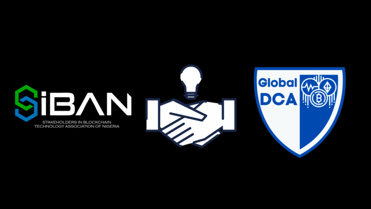 SiBAN and Global DCA sign MoU on blockchain & cryptocurrency education, policy, and regulation.