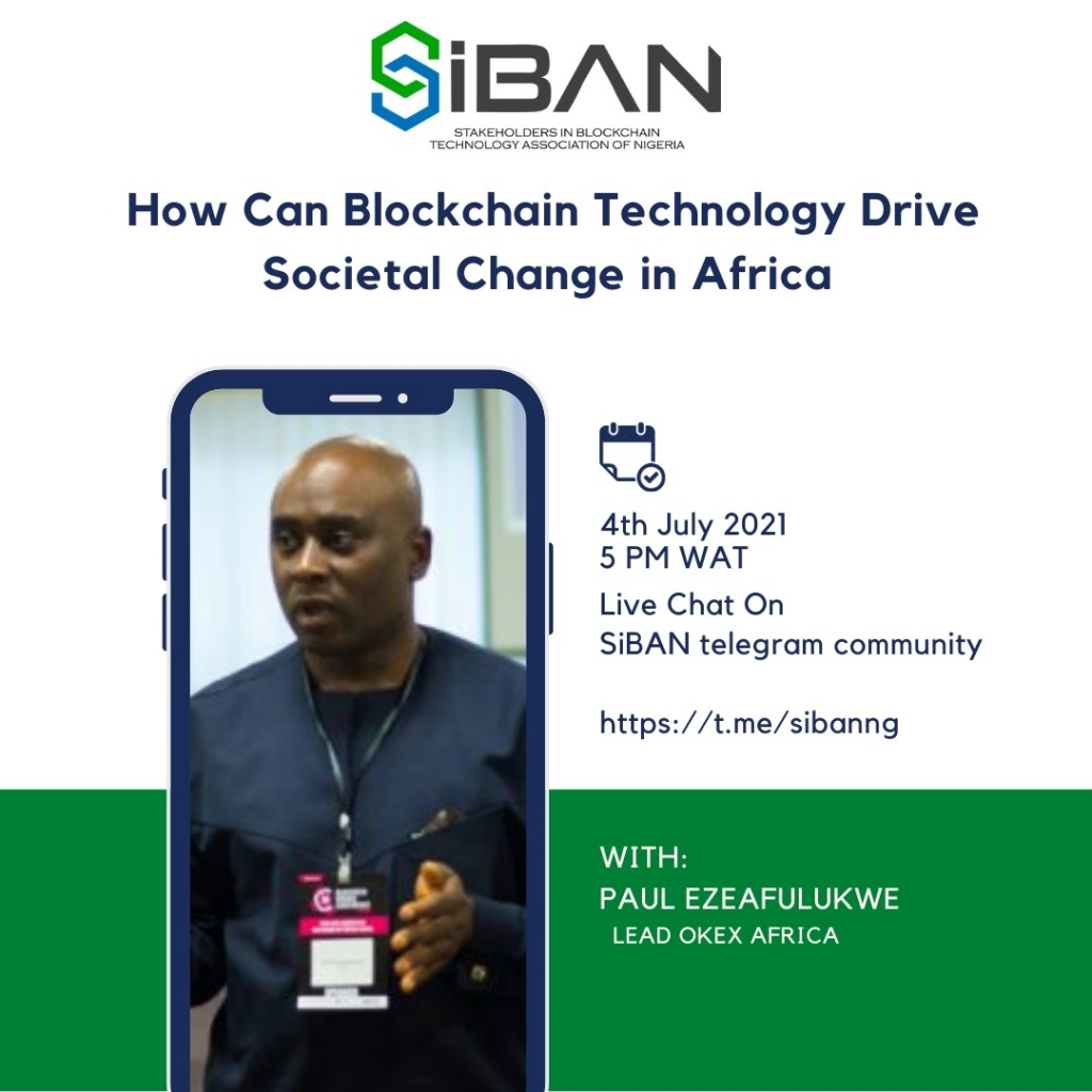 How Can Blockchain Technology Drive Societal Change in Africa with Paul Ezeafulukwe, OKEX